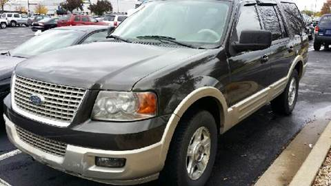2006 Ford Expedition for sale at WEST END AUTO INC in Chicago IL