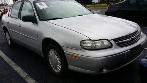 2002 Chevrolet Malibu for sale at WEST END AUTO INC in Chicago IL