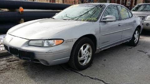 1998 Pontiac Grand Prix for sale at WEST END AUTO INC in Chicago IL