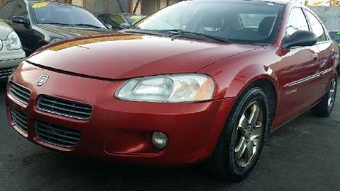2001 Dodge Stratus for sale at WEST END AUTO INC in Chicago IL