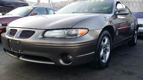 2002 Pontiac Grand Prix for sale at WEST END AUTO INC in Chicago IL