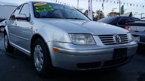 2001 Volkswagen Jetta for sale at WEST END AUTO INC in Chicago IL