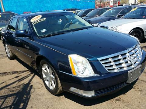 2006 Cadillac DTS for sale at WEST END AUTO INC in Chicago IL
