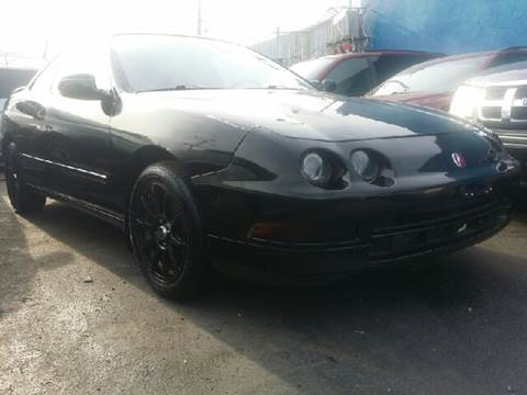 1996 Acura Integra for sale at WEST END AUTO INC in Chicago IL