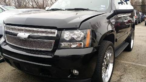2008 Chevrolet Tahoe for sale at WEST END AUTO INC in Chicago IL