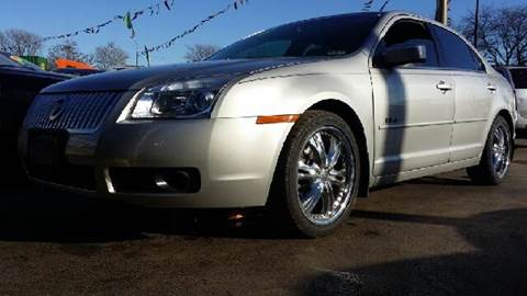 2007 Mercury Milan for sale at WEST END AUTO INC in Chicago IL