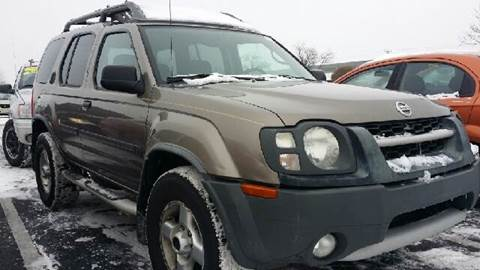 2003 Nissan Xterra for sale at WEST END AUTO INC in Chicago IL