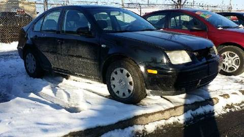 2000 Volkswagen Jetta for sale at WEST END AUTO INC in Chicago IL