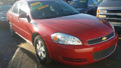 2007 Chevrolet Impala for sale at WEST END AUTO INC in Chicago IL