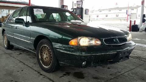 1997 Pontiac Bonneville for sale at WEST END AUTO INC in Chicago IL