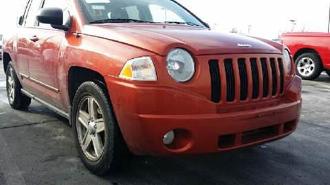 2010 Jeep Compass for sale at WEST END AUTO INC in Chicago IL