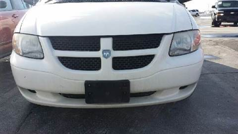 2003 Dodge Grand Caravan for sale at WEST END AUTO INC in Chicago IL