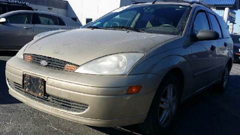 2000 Ford Focus for sale at WEST END AUTO INC in Chicago IL