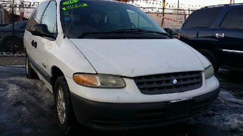 1998 Plymouth Grand Voyager for sale at WEST END AUTO INC in Chicago IL