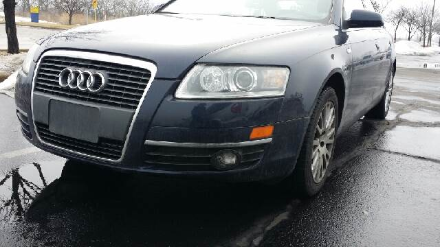 2006 Audi A6 for sale at WEST END AUTO INC in Chicago IL