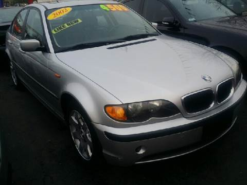 2002 BMW 3 Series for sale at WEST END AUTO INC in Chicago IL