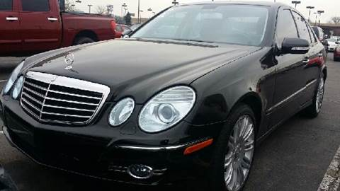 2008 Mercedes-Benz E-Class for sale at WEST END AUTO INC in Chicago IL