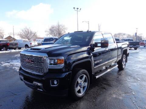 2019 GMC Sierra 2500HD for sale in Sandy, UT