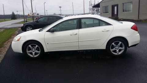 2007 Pontiac G6 for sale in West Union, OH