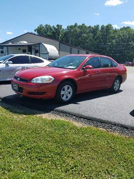 2007 Chevy Impala For Sale >> 2007 Chevrolet Impala For Sale In West Union Oh