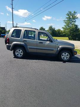 2006 Jeep Liberty for sale in West Union, OH