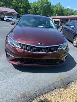 2019 Kia Optima for sale at RHK Motors LLC in West Union OH