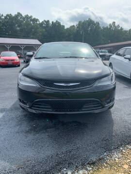2015 Chrysler 200 for sale at RHK Motors LLC in West Union OH