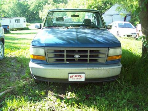 1993 Ford F-150 for sale in New London, IA