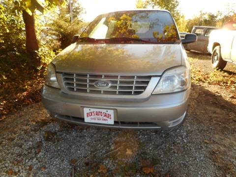 2006 Ford Freestar for sale in New London, IA