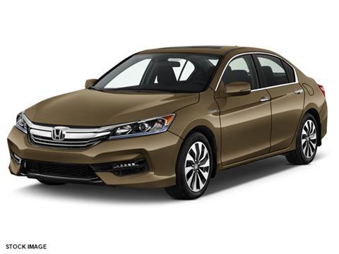 2017 Honda Accord Hybrid for sale in Rio Rancho NM