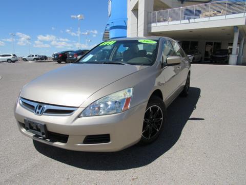 2007 Honda Accord for sale in Rio Rancho, NM