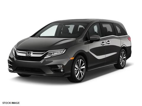 2018 Honda Odyssey for sale in Rio Rancho NM