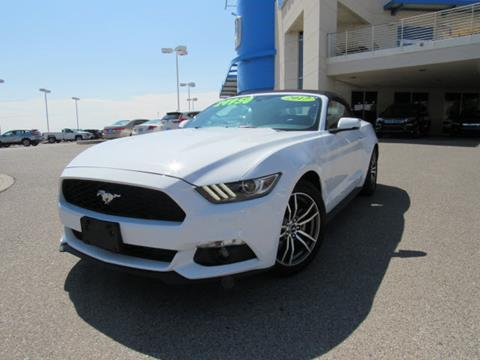 2017 Ford Mustang for sale in Rio Rancho, NM