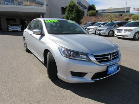 2015 Honda Accord for sale in Rio Rancho, NM