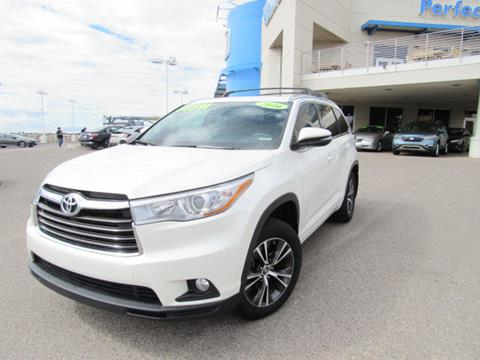 2016 Toyota Highlander for sale in Rio Rancho NM