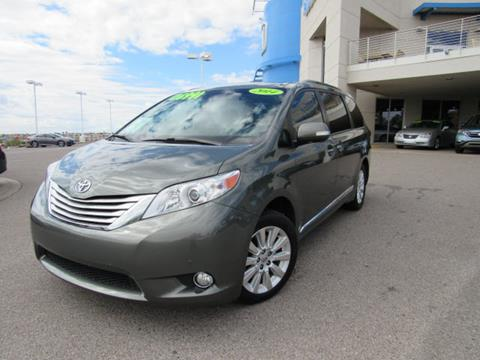 2014 Toyota Sienna for sale in Rio Rancho NM