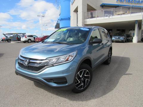 2016 Honda CR-V for sale in Rio Rancho NM