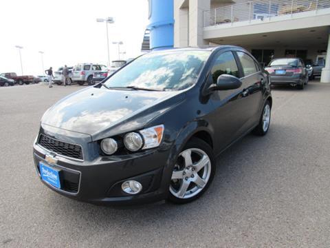 2014 Chevrolet Sonic for sale in Rio Rancho, NM
