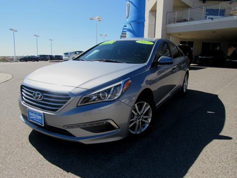 2015 Hyundai Sonata for sale in Rio Rancho, NM