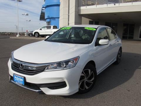 2016 Honda Accord for sale in Rio Rancho, NM