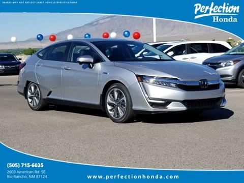 2018 Honda Clarity Plug-In Hybrid for sale in Rio Rancho, NM