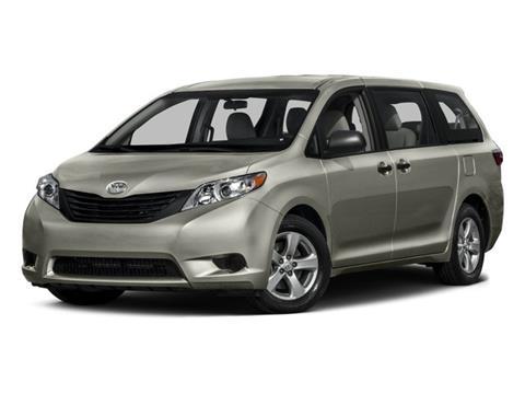 New Toyota Rio Rancho >> Toyota Sienna For Sale In Rio Rancho Nm Carsforsale Com