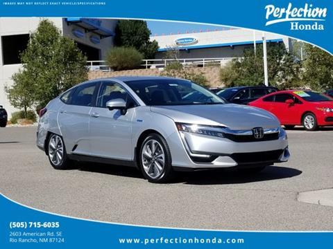2018 Honda Clarity Plug-In Hybrid for sale in Rio Rancho, NM