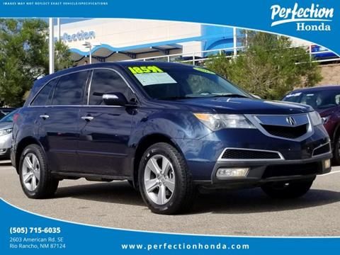 Used Acura MDX For Sale In New Mexico Carsforsalecom - Acura mdx used for sale