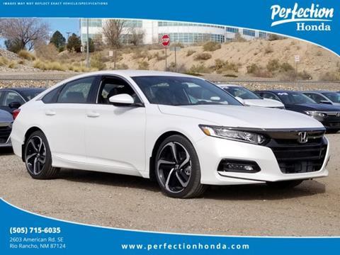 2019 Honda Accord for sale in Rio Rancho, NM