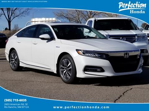 2019 Honda Accord Hybrid for sale in Rio Rancho, NM