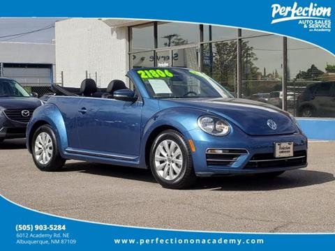 2018 Volkswagen Beetle for sale in Rio Rancho, NM