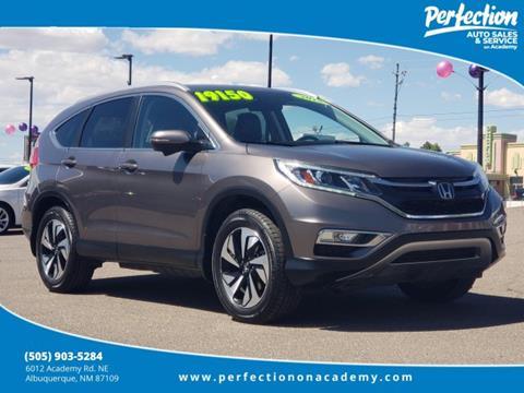 2015 Honda CR-V for sale in Rio Rancho, NM