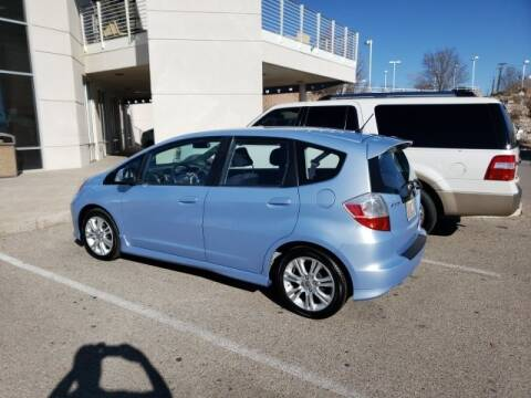 2010 Honda Fit Sport for sale at Perfection Honda in Rio Rancho NM