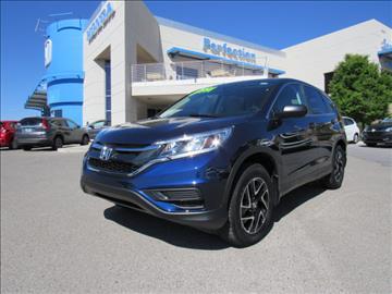 2016 Honda CR-V for sale in Rio Rancho, NM